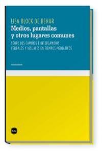 MEDIOS PANTALLAS Y OTROS LUGARES COMUNES: portada