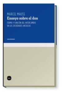 ENSAYO SOBRE EL DON 2�ED: portada