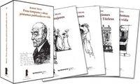 PROSA TEMPRANA Y OBRAS POSTUMAS PUBLICADAS EN VIDA: portada