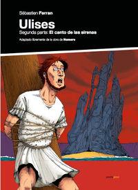 ULISES II: portada