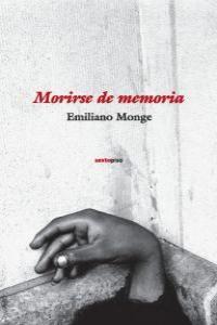 MORIRSE DE MEMORIA: portada
