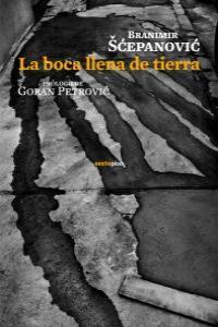 BOCA LLENA DE TIERRA,LA: portada