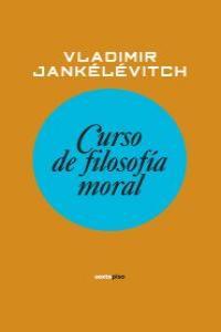 CURSO DE FILOSOFIA MORAL: portada