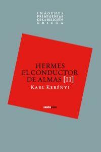 HERMES EL CONDUCTOR DE ALMAS II: portada