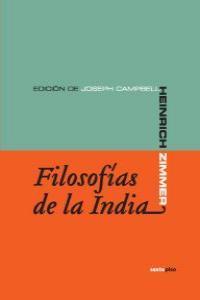 FILOSOFIAS DE LA INDIA: portada