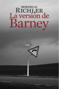VERSION DE BARNEY,LA: portada