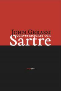 CONVERSACIONES CON SARTRE: portada