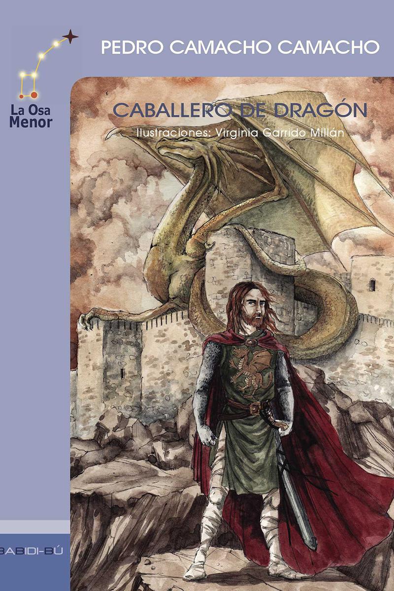 CABALLERO DE DRAGON: portada