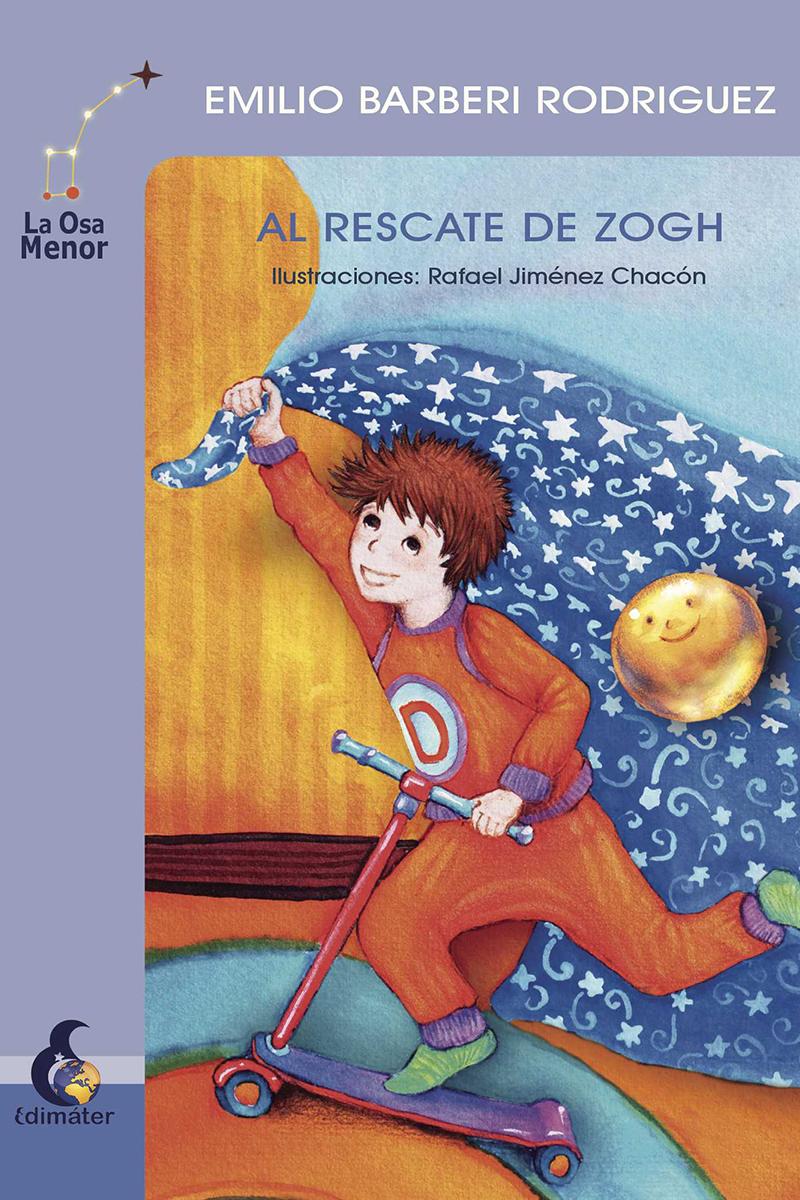 AL RESCATE DE ZOGH: portada