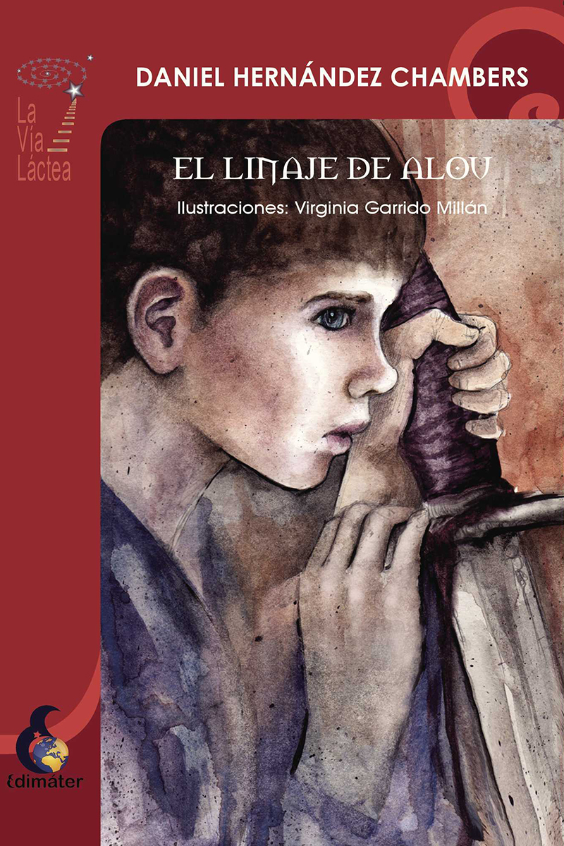 LINAJE DE ALOU,EL: portada