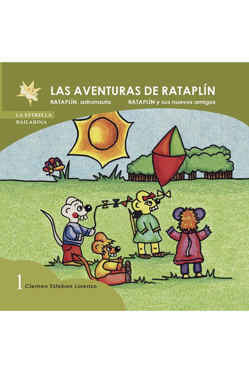 AVENTURAS DE RATAPLIN,LAS 1: portada