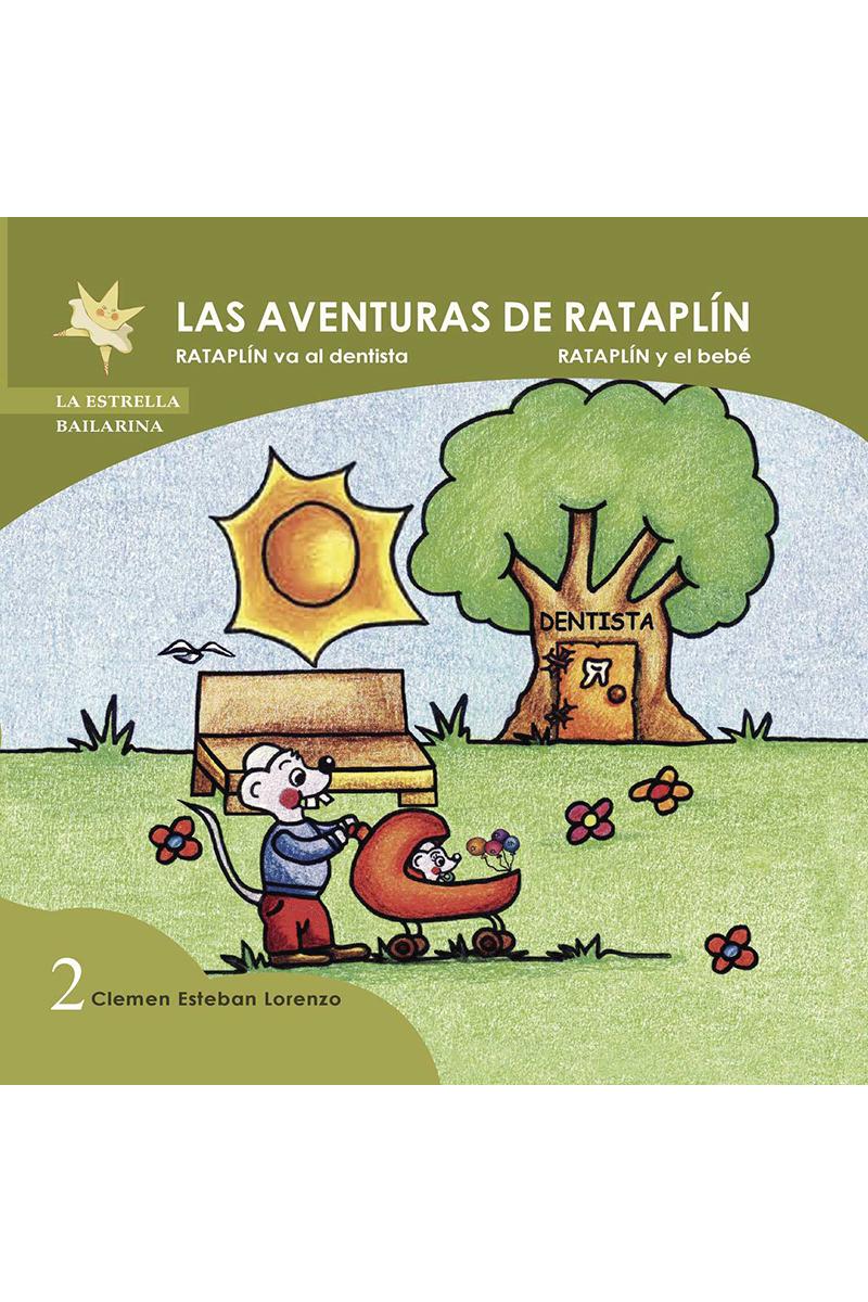 AVENTURAS DE RATAPLIN,LAS 2: portada