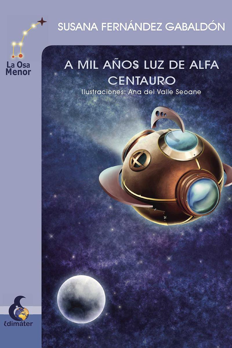 A MIL AÑOS LUZ DE ALFA CENTAURO: portada