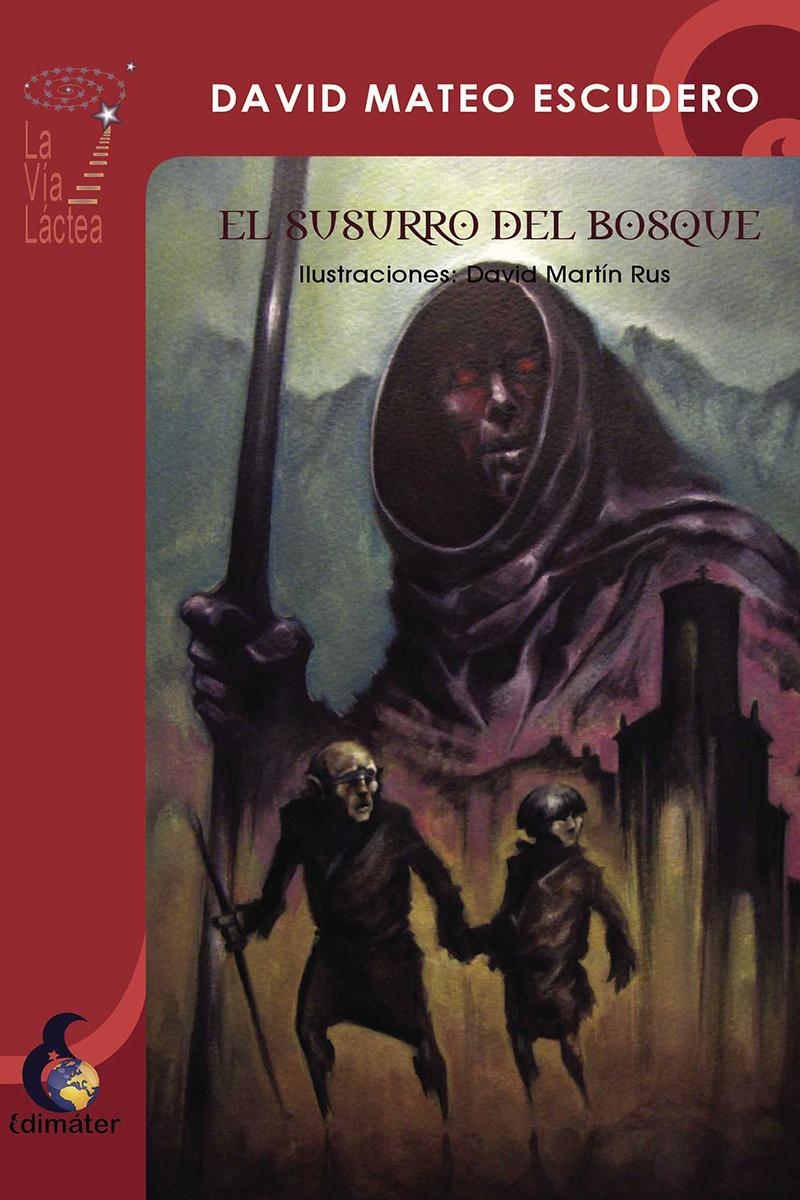 SUSURRO DEL BOSQUE,EL: portada