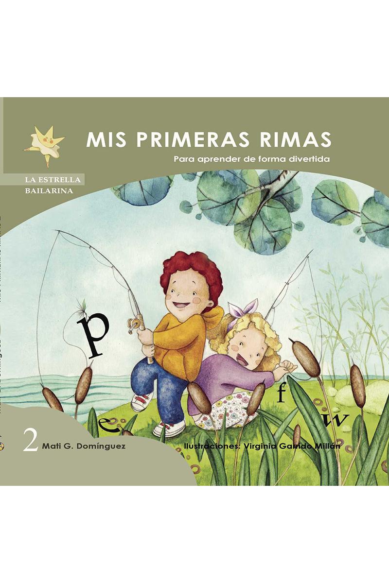 MIS PRIMERAS RIMAS-2: portada