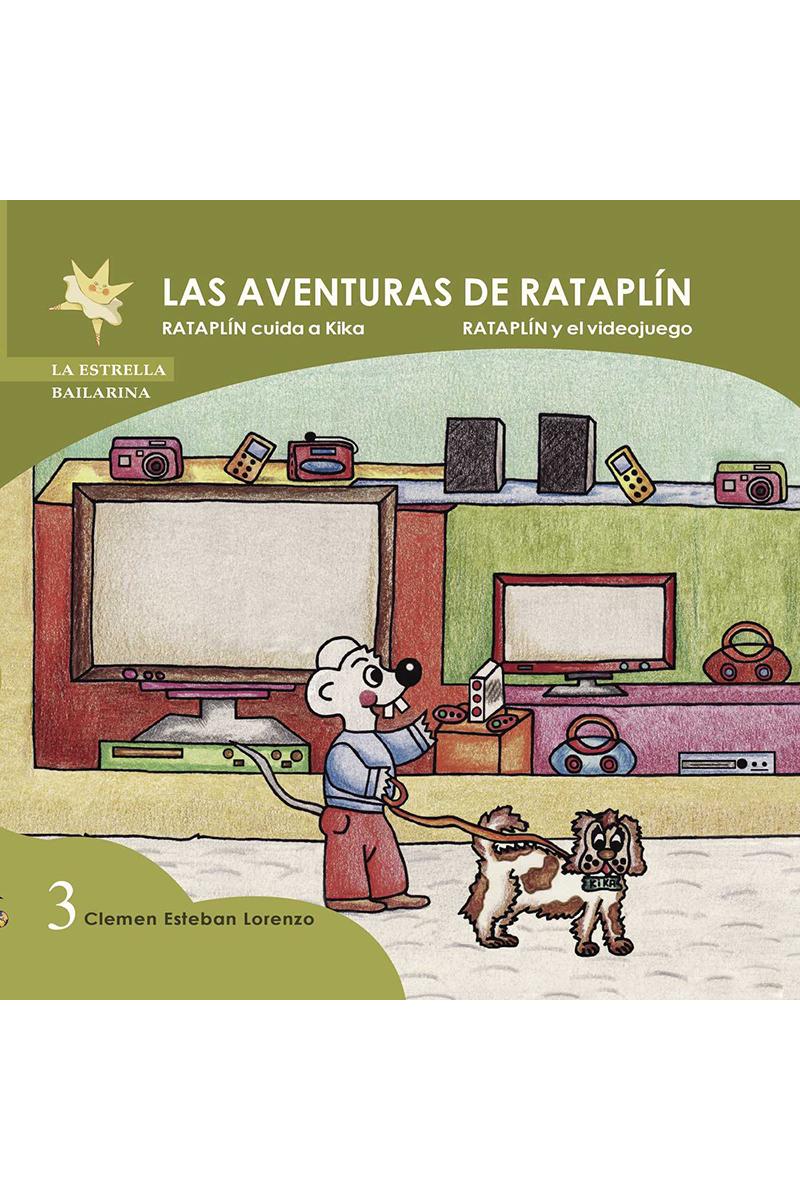 AVENTURAS DE RATAPLIN,LAS 3: portada