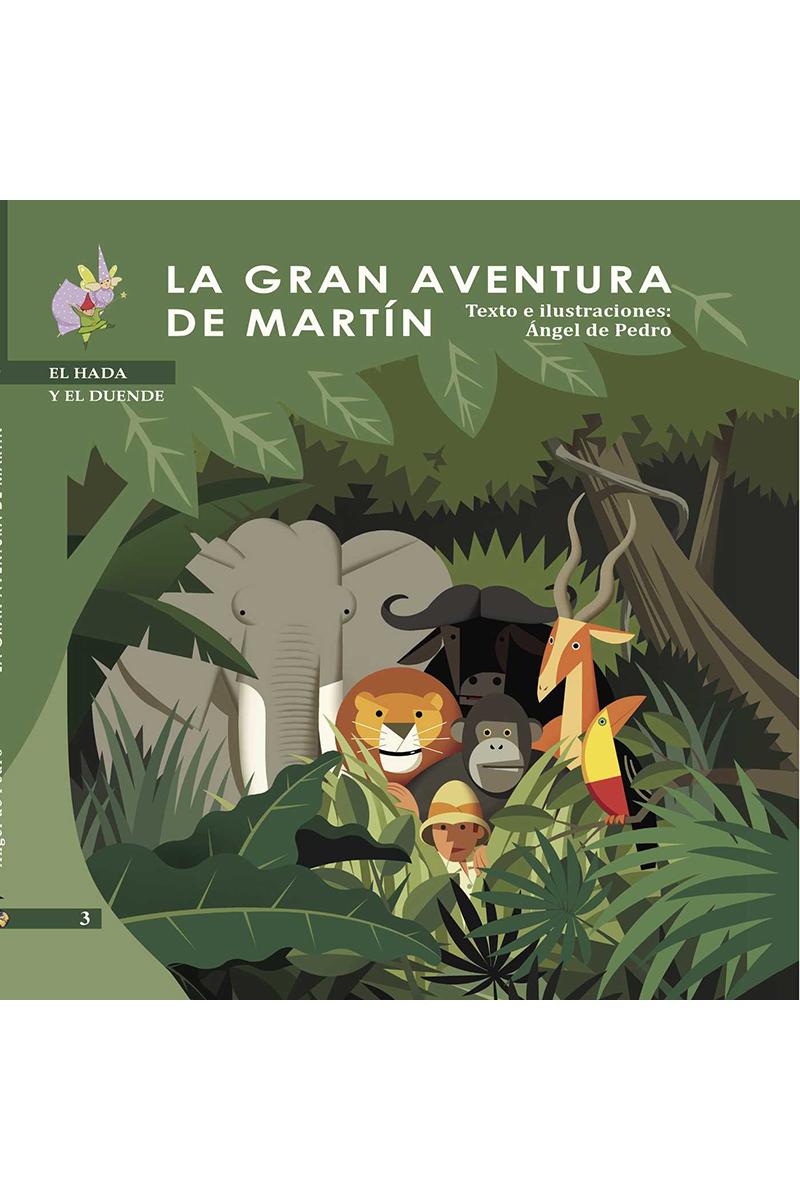 GRAN AVENTURA DE MARTIN,LA: portada