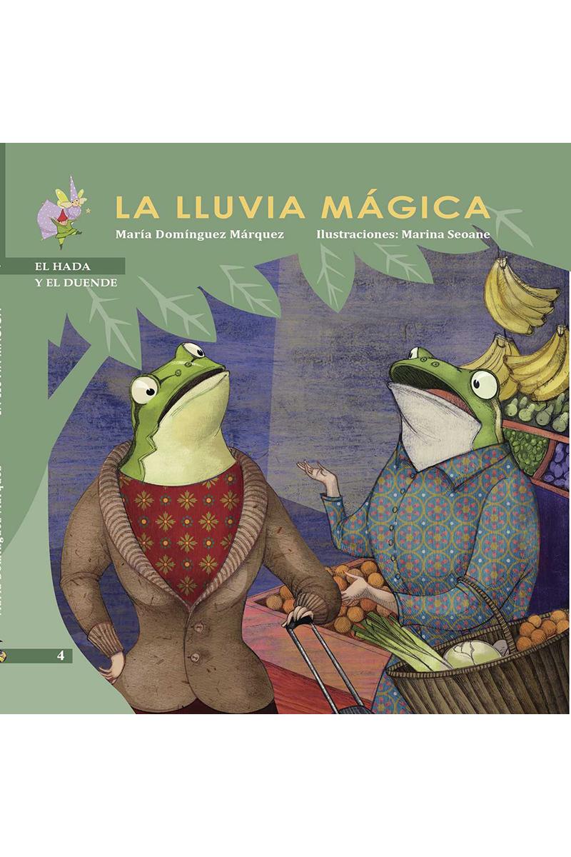 LLUVIA MAGICA,LA: portada