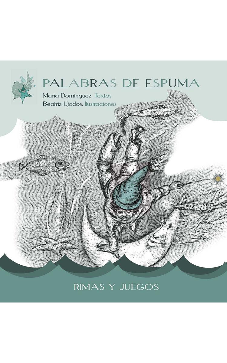 PALABRAS DE ESPUMA: portada
