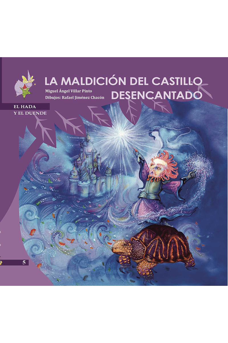 MALDICION DEL CASTILLO,LA: portada