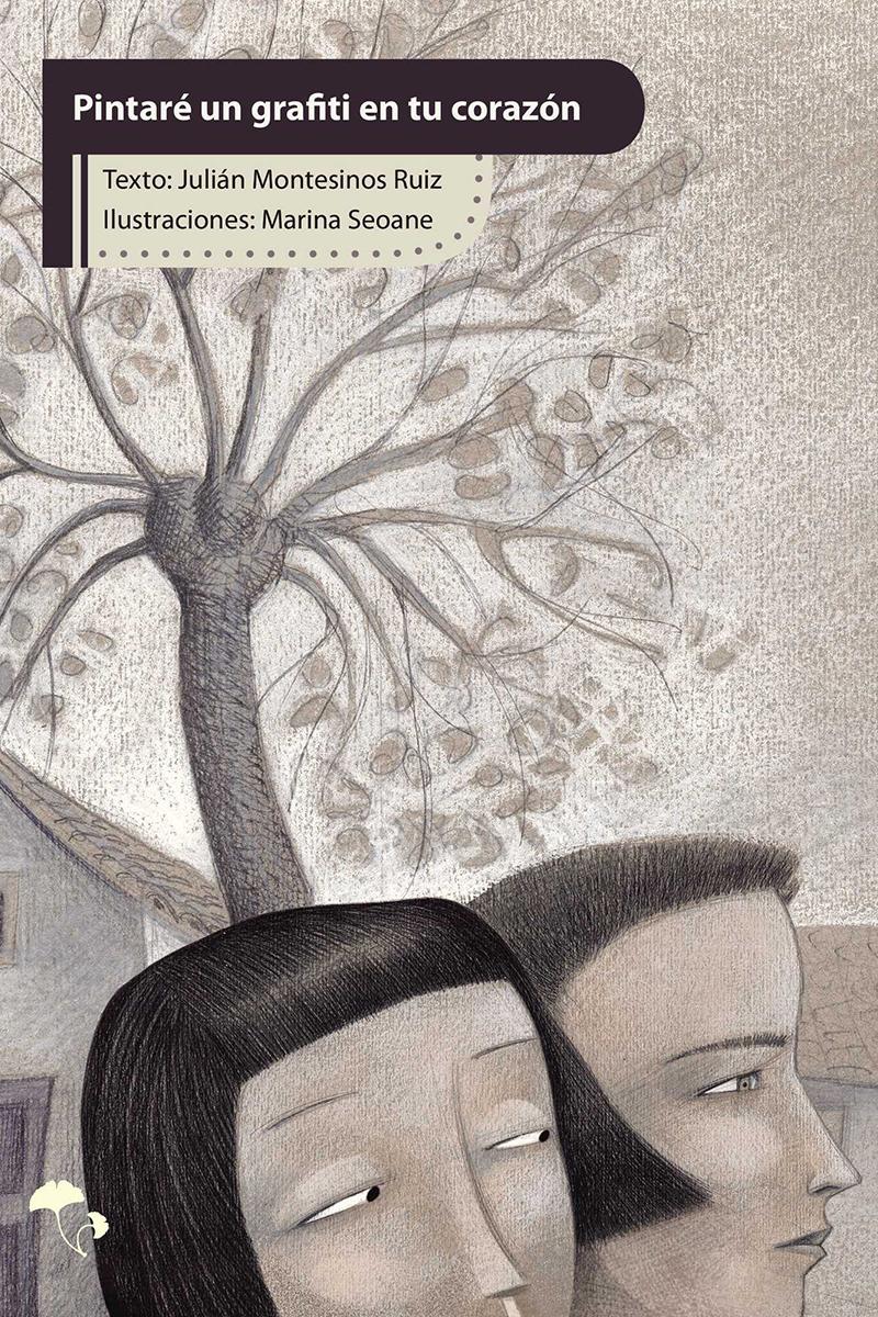 PINTARE UN GRAFITI EN TU CORAZON: portada