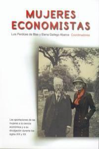 Mujeres Economistas: portada