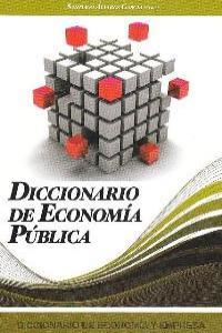 Diccionario de economía pública: portada