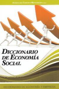 DICCIONARIO DE ECONOMIA SOCIAL: portada