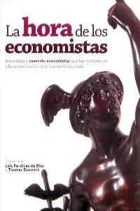 La hora de los economistas: portada