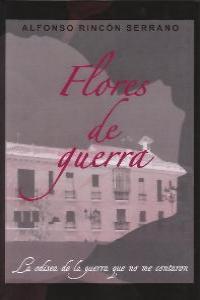 FLORES DE GUERRA: portada
