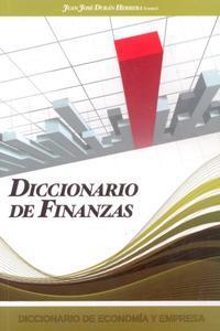Diccionario de finanzas: portada