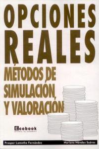 OPCIONES REALES: portada