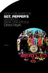 VIDA Y MILAGRO DE SGT. PEPPER'S.: portada