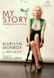 MY STORY MEMORIAS MARILYN MONROE: portada