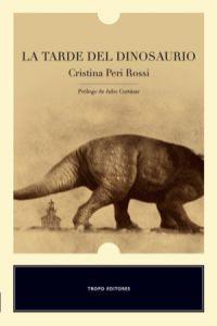 LA TARDE DEL DINOSAURIO: portada