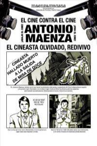 ANTONIO MAEZA. EL CINEASTA OLVIDADO.REDIVIVO: portada