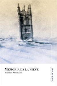 MEMORIA DE LA NIEVE: portada