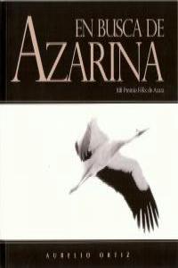 EN BUSCA DE AZARINA: portada