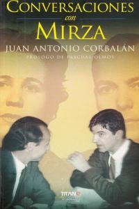 CONVERSACIONES CON MIRZA: portada