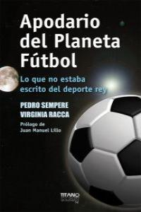 APODARIO DEL PLANETA FÚTBOL: portada