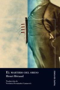 EL MARTIRIO DEL OBESO: portada