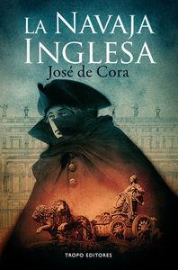 LA NAVAJA INGLESA: portada