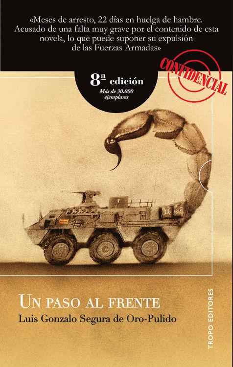 UN PASO AL FRENTE (8ª Edición): portada