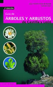 Guía de árboles y arbustos de Castilla y León: portada