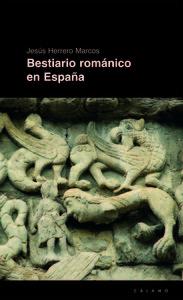 Bestiario románico en España: portada