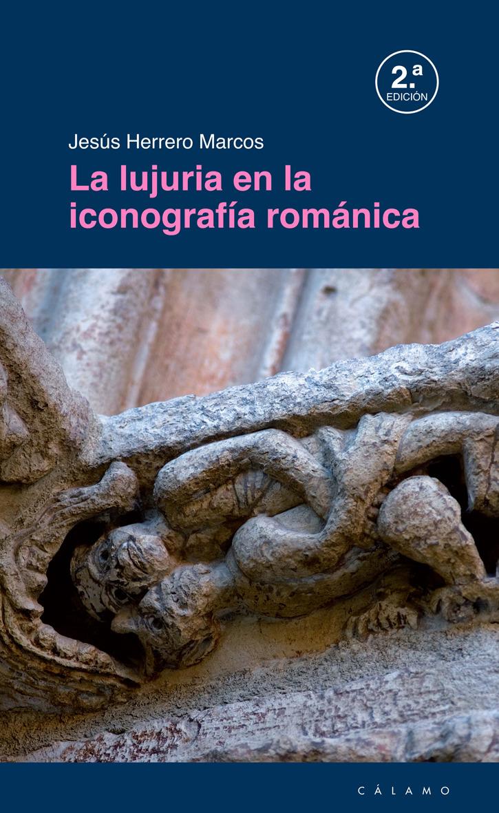 La lujuria en la iconografía románica: portada