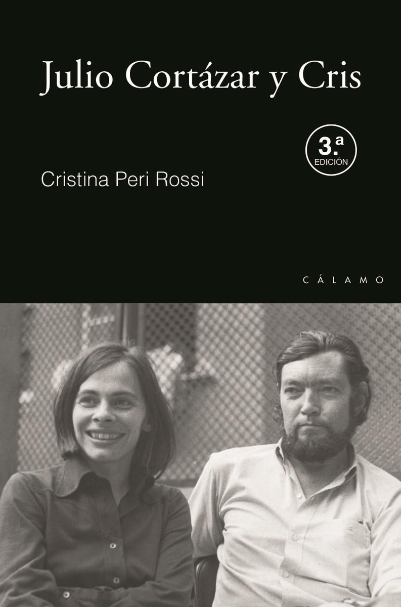 Julio Cortázar y Cris: portada