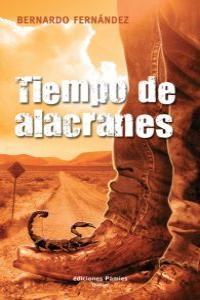 TIEMPO DE ALACRANES: portada