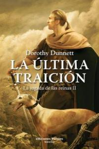ULTIMA TRAICION,LA: portada
