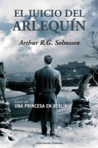JUICIO DEL ARLEQUIN,EL: portada